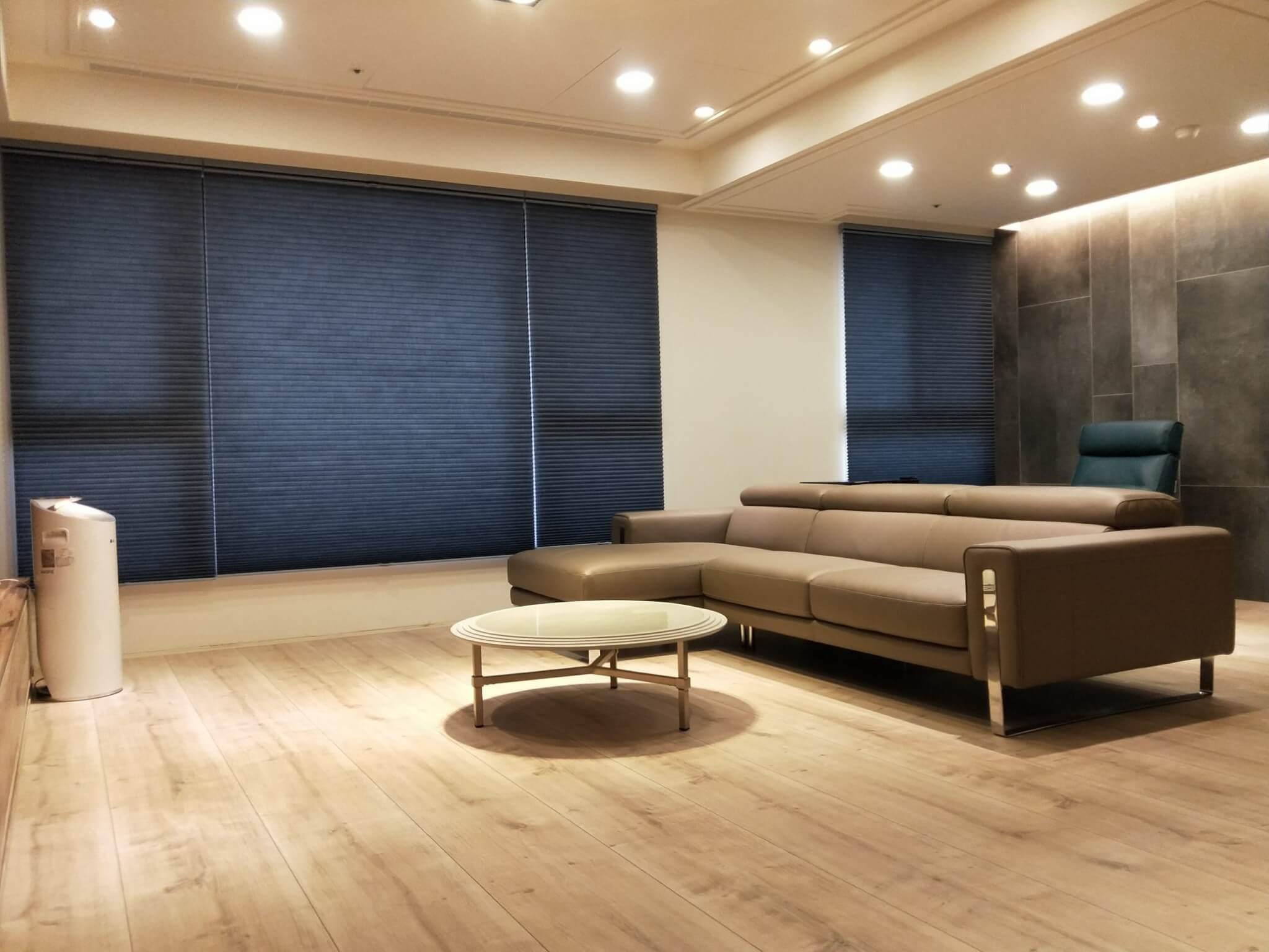 高品質窗簾 HunterDouglas風琴簾